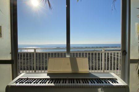 募集終了【募集】浜辺のピアニスト~クリスマスビーチフェスタ~
